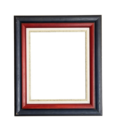 Simple picture frame photo