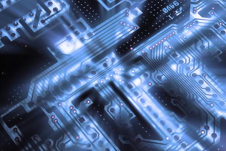 electronic board: Electronic circuit