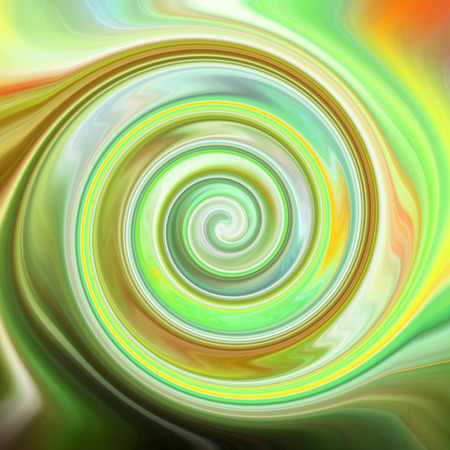 hypnotism: Psychedelic spiral