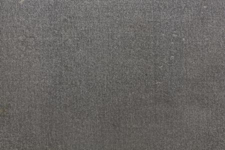 Grainy gray woven texture Stock Photo