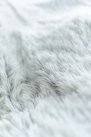 Blanket texture with white hairs