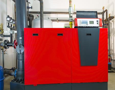 modernization: Gas boiler