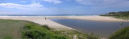 Narooma beautiful beach, New South Wales, Australia Stock Photo - 9187473