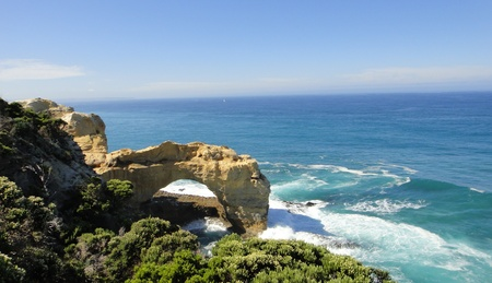 London Bridge, Great Ocean Raod, Victoria, Australia Stock Photo - 9187469