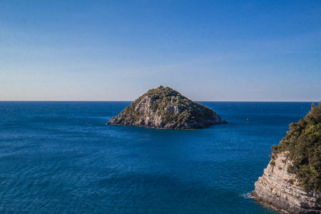 islet: Islet in the middle of the sea