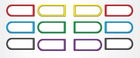 lila: Colorful Frames