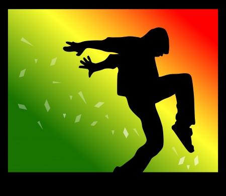 baile hip hop: Grupo de Hip Hop