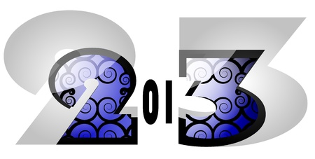 New Year Stock Vector - 15733549