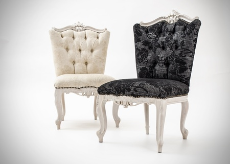 old furniture: Luxury armchairs