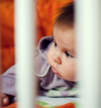 Baby girl Stock Photo - 16985188