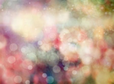 Vacaciones de fondo abstracto, hermosos brillantes luces de Navidad, brillante bokeh m?co