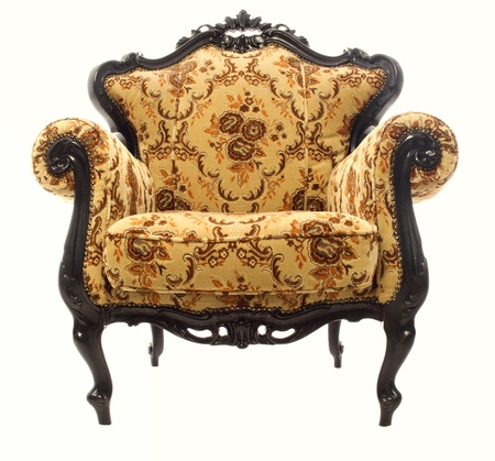 muebles antiguos: Sillón de lujo