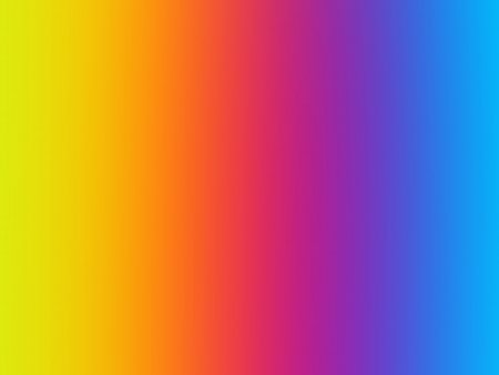 Abstract rainbow background photo