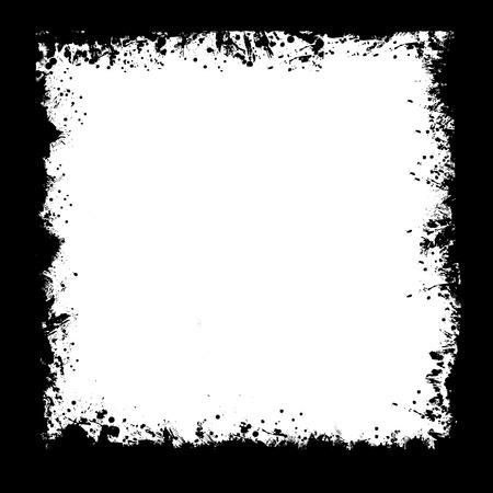 handled: Grunge frame