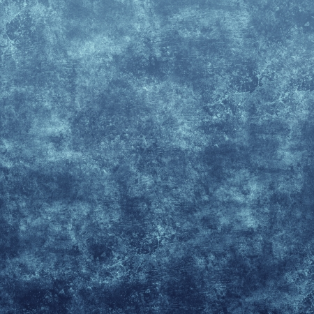 Résumé fond bleu de l'élégant grunge vierge de texture vintage bleu foncé pour le luxe brochure invitation annonce ou modèle web, papier d'art mise en peinture sur toile