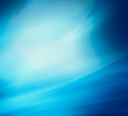 Abstracte Achtergrond, blauwe gladde wave template