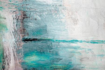 Abstraite de la peinture à l'huile, également disponible dans les tons gris Banque d'images - 21539180