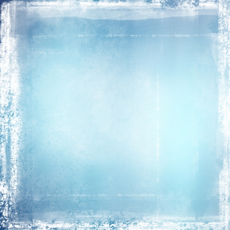 moody sky: Abstract blue background  Stock Photo
