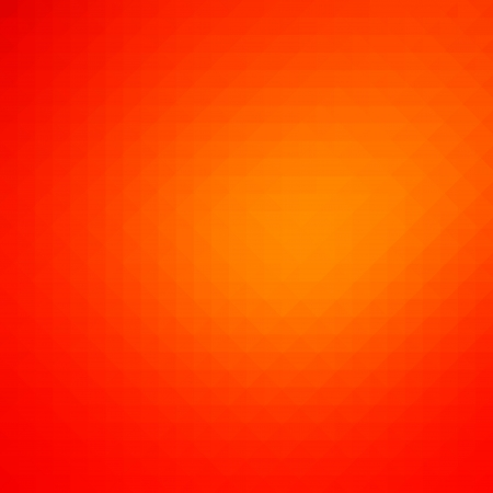 abstract blurred background, smooth gradient texture color, orange geometric background photo