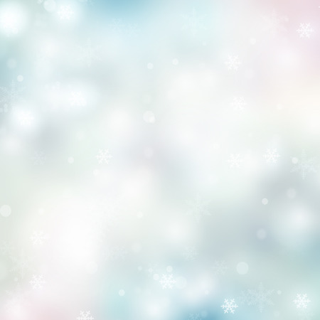 christmas snowflake background Stock Photo - 23132526