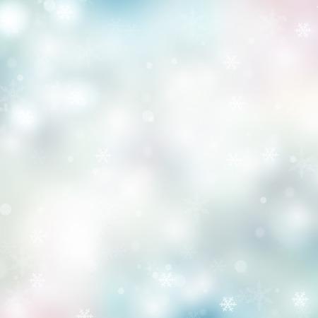 christmas snowflake background Stock Photo