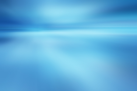 Tropical horizon abstract background photo