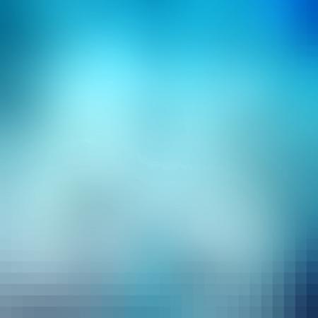 抽象的なブルーの背景 写真素材