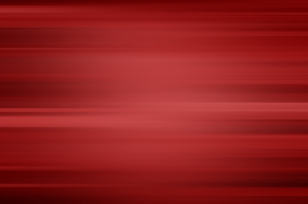Red motion abstract