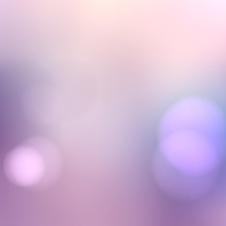 leaks: blurry soft background with  bokeh effect. Pale romantic pink and purple tones. Retro light leaks.