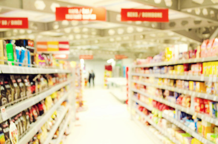 Supermarché Banque d'images - 27175920