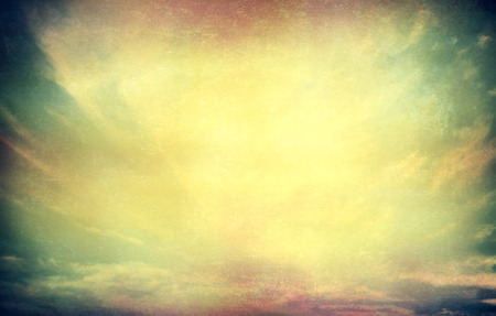 twirling: Grunge cloud , vintage paper texture