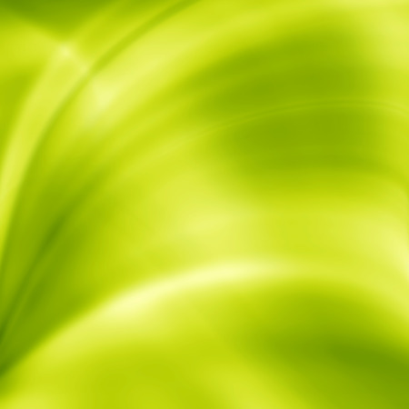 greenness: Wave eco background green abstract nature pattern