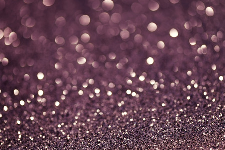 glitzy: Violet Festive Christmas abstract bokeh background, shining lights, holiday sparkling atmosphere, celebration ambient
