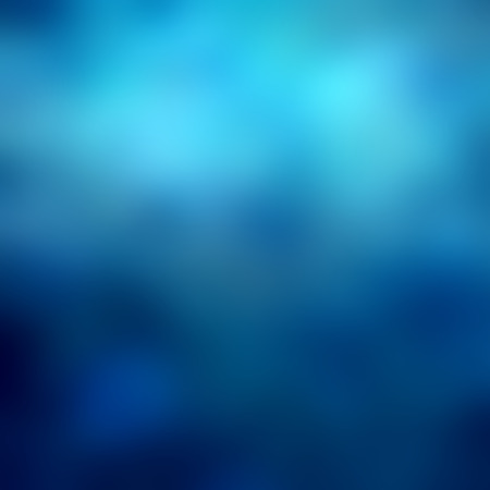 deep water: Abstract blur blue background, soft defocused blurred texture, gradient design with space for text, illustration of deep water