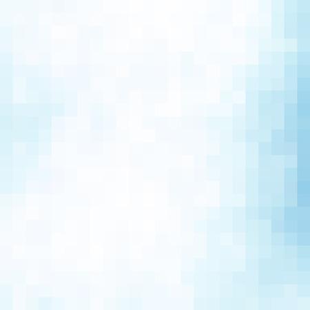 mosaic: Blue mosaic tile  background