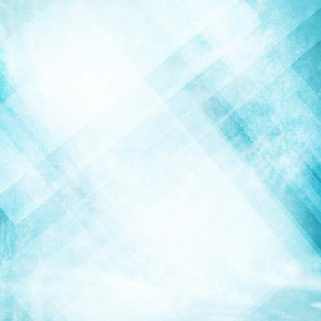Fond bleu grunge avec un design abstrait, vintage vieux beige et design d'arrière-plan, couleurs neutres, formes de triangle avec des lignes inclinées en couches de modèle abstrait Banque d'images - 58467275