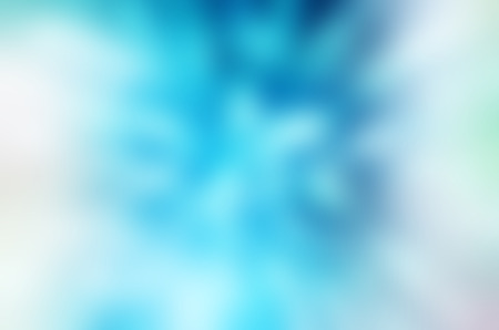 Blue abstract contemporary texture background - trendy health business website template with copy space. Stock Photo