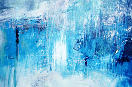 detail of  artistic abstract oil painted background Standard-Bild