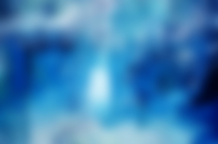 blue blur background abstract Stock Photo