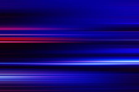tecnologia blu movimento astratto sfondo della velocità della luce