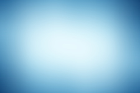 Abstract blue blurred gradient background