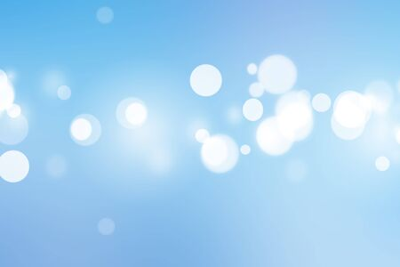 abstract blur gradient background with bokeh lights Banque d'images