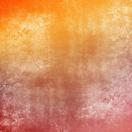Grunge orange texture Archivio Fotografico