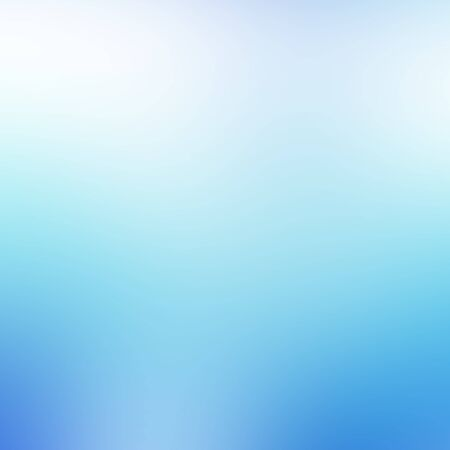 abstract blue gradient background,. fresh smooth soft texture Archivio Fotografico