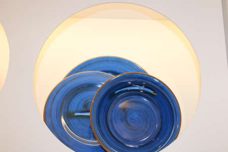 glass pottery ceramic glass flasks for decoration