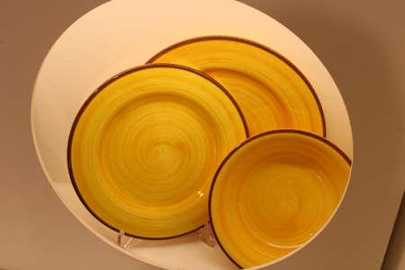 glass pottery ceramic glass flasks for decoration Stock fotó