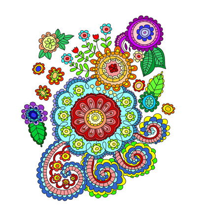 colour image: patterns
