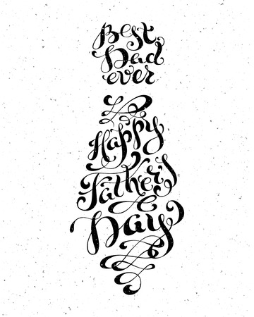 dad: Best Dad Ever Illustration