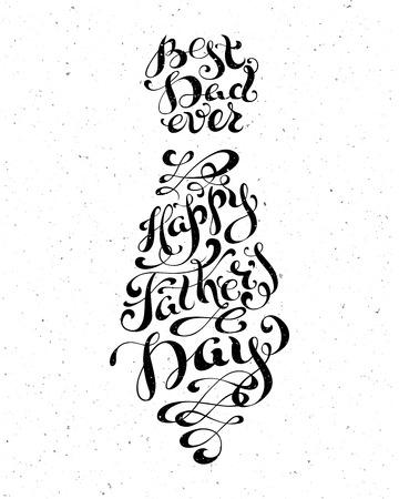 papa: Le meilleur papa jamais Illustration