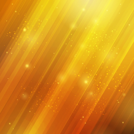 sundays: Abstract bright background. Yellow and orange sunny square background. There is place for text. Illustration